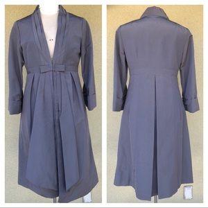 NEW Nanette Lepore pleated evening jacket
